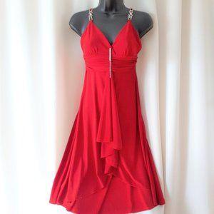 *2/$14* Capricho High Low Dress Size XS